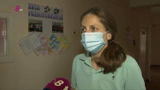 Ванную комнату в столичной больнице №1 отремонтировали за счет пожертвований