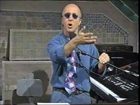 Paul Shaffer Rants Collection on Late Night, 1992