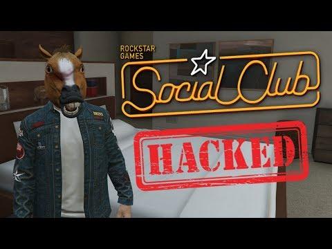 GTA 5 Social Club Account Getting Hacked ( Full Story )