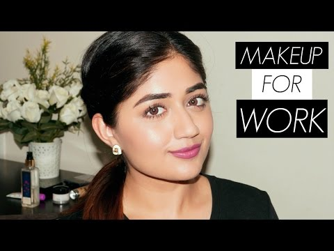 Quick Makeup Routine for Working Women