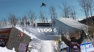 COMEBACK WIN AT SNOWMASS WORLDCUP | VLOG 6