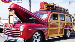 1948 Ford Woody Classic Car
