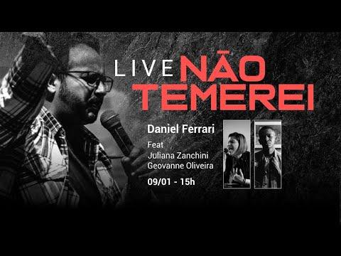 LIVE NÃO TEMEREI