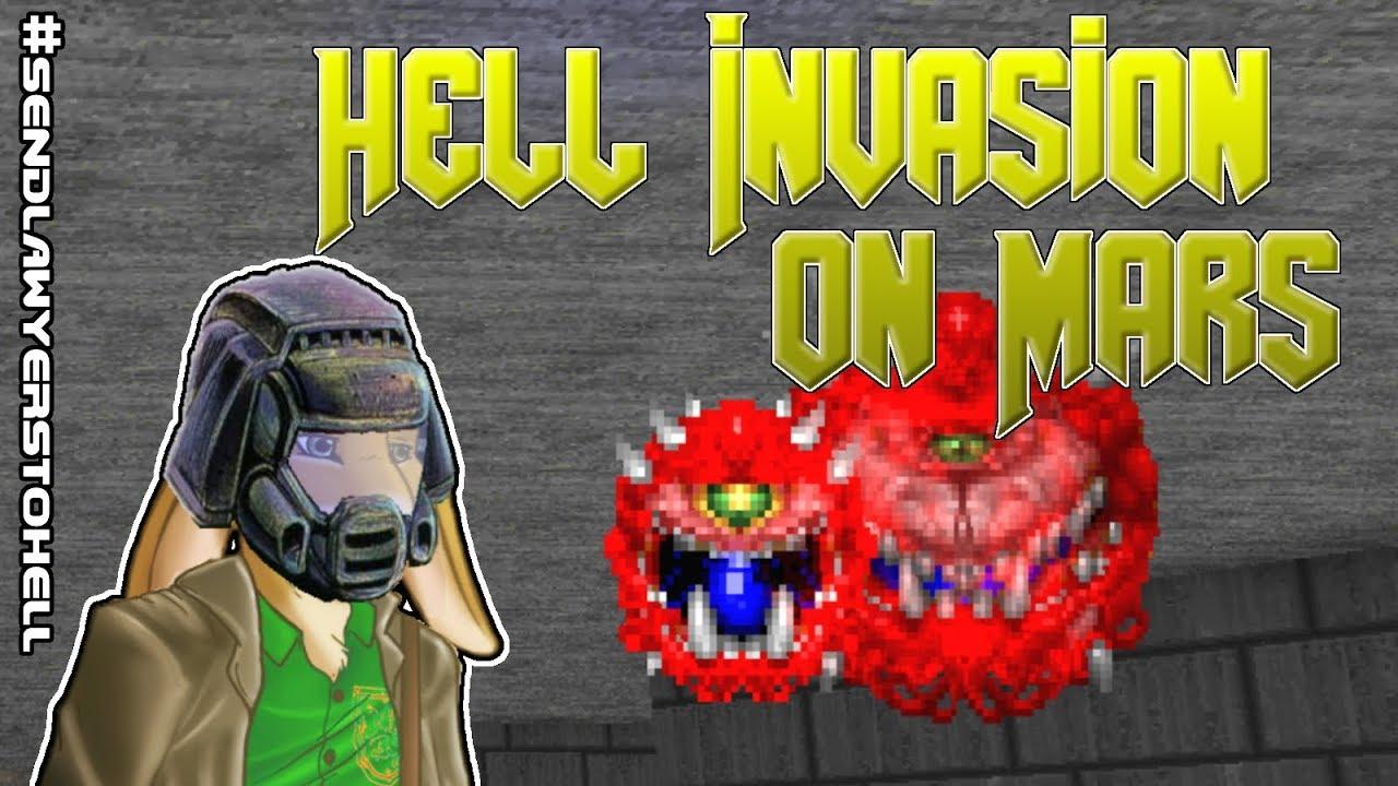 David Does Doom - Hell Invasion on Mars
