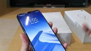 【國恒電訊】▀▀ XiaoMi 小米9 SE 幻彩藍 ▀▀ 開箱影片(有售)