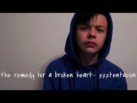 the remedy for a broken heart- xxxtentacion Cover (Danny A. Reyes)