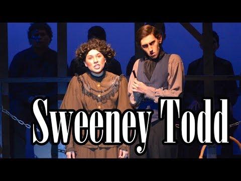 Sweeney Todd | FUHS | Alex Gotch Cast