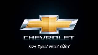 GM Electronic Turn Signal/Blinker/Directional Sound Effect (HQ Audio)