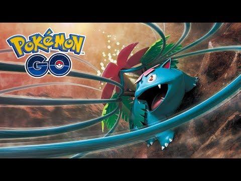 Download Youtube: VENUSAUR FICOU FORTE? / NOVO JOGO AR  -  Pokémon Go