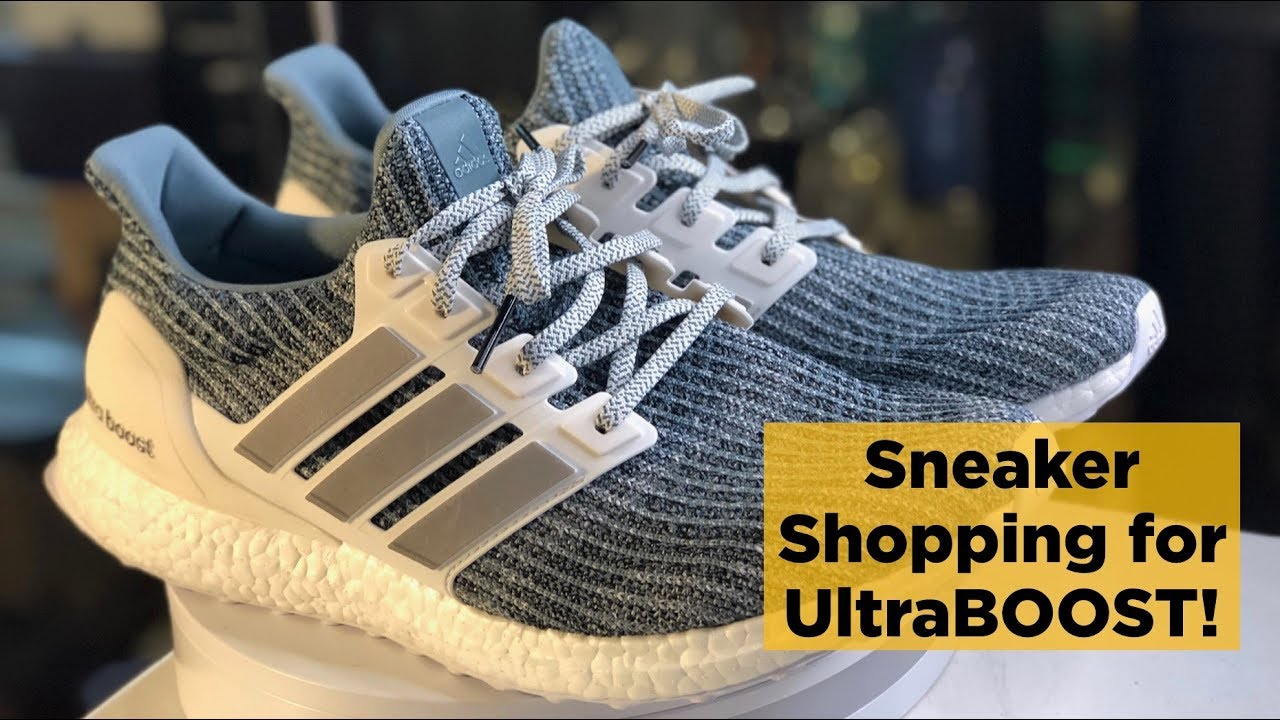 "Sneaker Shopping: adidas UltraBOOST ""Show Your Stripes"" (+Rastaclat Bracelet Winners)"