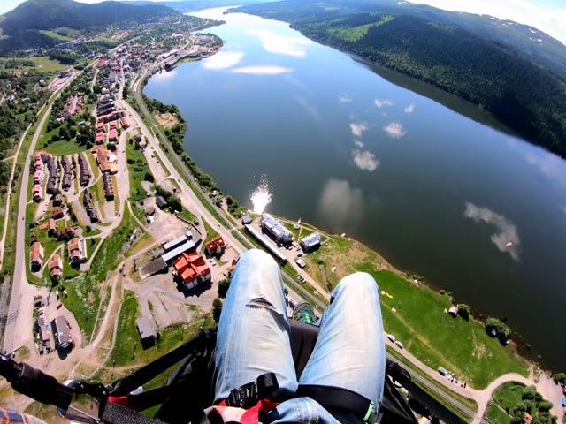 Paragliding Åre