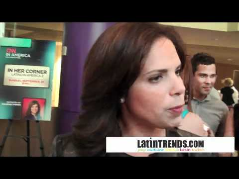 Interview with Soledad O'Brien of CNN - NYILFF