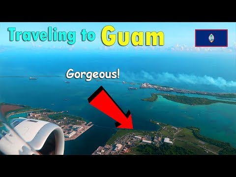 Traveling to GUAM | July 1st, 2017 | Vlog #156