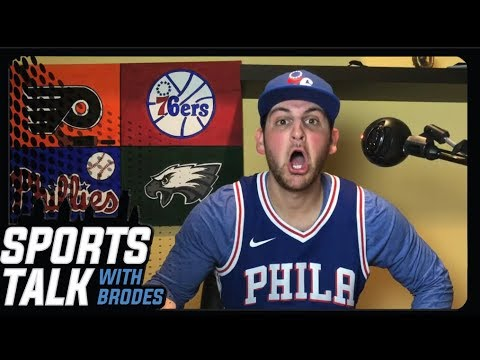 SIXERS FINALLY BEAT THE CELTICS!! | JOEL EMBIID 37 & 22!! | JIMMY BUTLER MONSTER 4TH!!! | Game 72 |