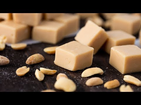 Easy 5 MInute Peanut Butter Fudge