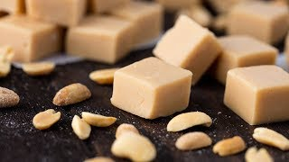How to Make Easy Peanut Butter Fudge | The Stay At Home Chef