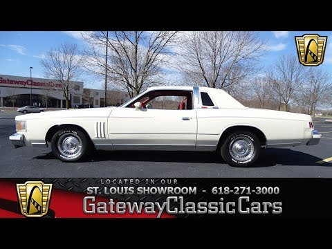 #7634 1979 Chrysler Cordoba 300 Series - Gateway Classic Cars St. Louis