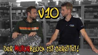 Der Lambo Motorblock ist gerettet! LP-X Projekt Folge 10 | NG Motorsports | Philipp Kaess |