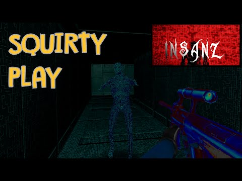 INSANZ: RETRO SURVIVAL HORROR - $9.99 For This Dogshit? Of Course!