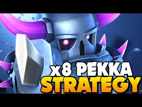 *CRAZY! PEKKA 3 STAR ATTACK* Best TH10 Attack Strategies For Ground Troops In Clash Of Clans!