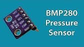 Making and using an Arduino pressure sensor - YouTube