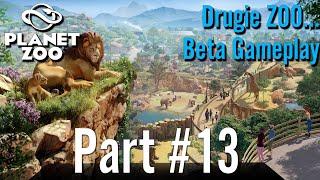 Beta GamePlay - Planet ZOO (Drugie Zoo...) Part #13
