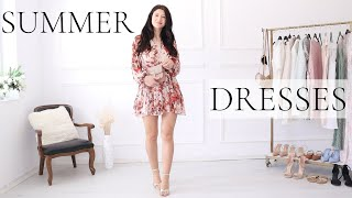 SUMMER DRESS IDEAS   What To Wear For Summer