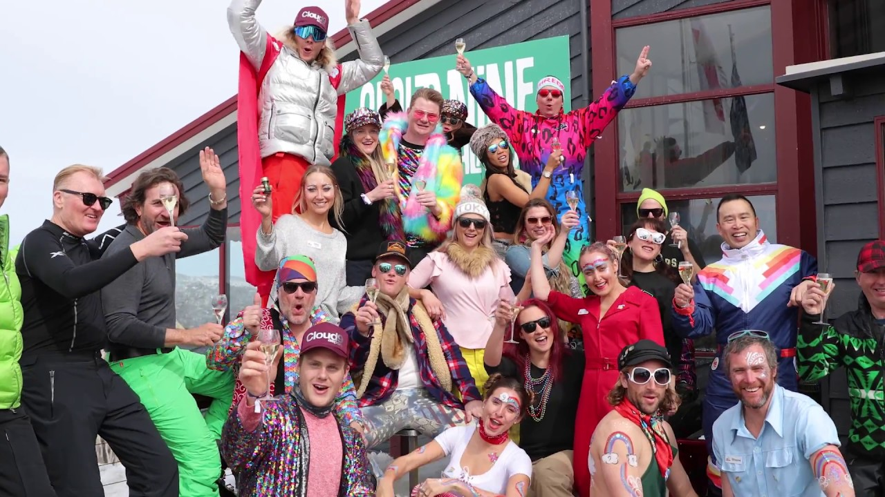 Rainbow Mountain: A Heaps Gay Snow Week in Thredbo supported by Absolut