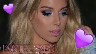 Pastel Eyeshadow Tutorial | LUSTRELUX