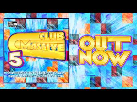 CLUB MASSIVE 5 Minimix - Out Now!