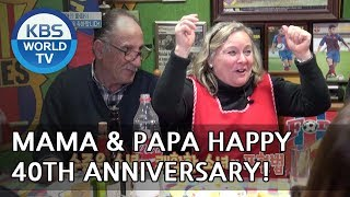 Mama & Papa, Happy 40th Anniversary!!! [One Night Sleepover Trip/ 2018.05.15]