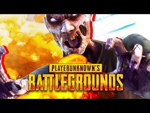 Zombie Modus mit Dner, Rewi, HandofBlood, Dhalu, Pietsmiet und Izzi - Playerunknown's Battlegrounds