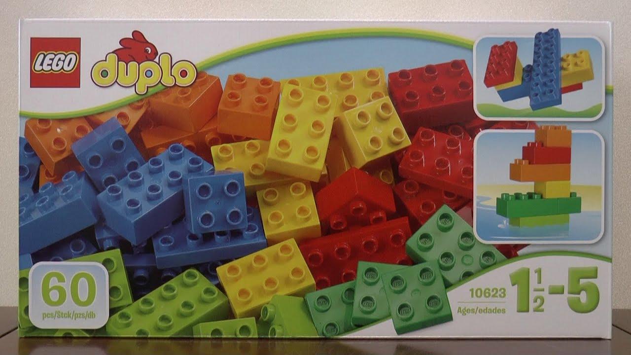 Lego Duplo • Dom rodzinny • 10835 - YouTube   What Are Duplos