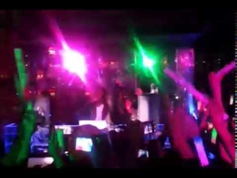 Vanity Nightclub Roppongi Tokyo Japan with jason derulo