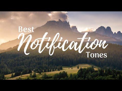 Top 20 Notification Tones 2018 [Download Links]