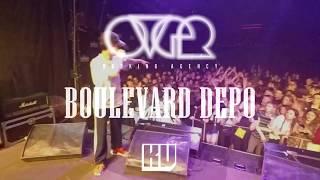 Boulevard Depo Rapper Tears LIVE