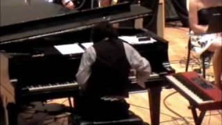 The Blackout Project -- Future Celebrity: Chris Plietz's solo piano intro