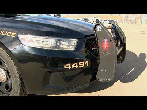 Calgary Police Service 'Howler' cars