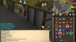 Unlimited PK Video 10 (PvP Video 1) (Nov 2008)