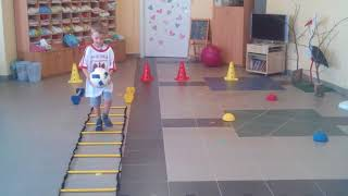 Psiaki Futbolaki - Dawid 7 lat