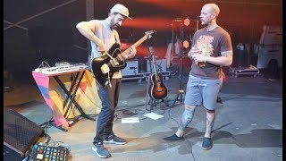 Rig Rundown - Young the Giant's Eric Cannata & Jacob Tilley