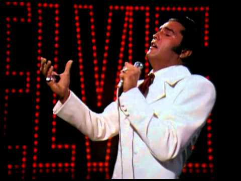 """Elvis' """"If I Can Dream"""""""