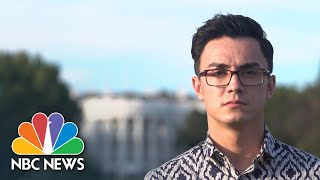 'My Culture Is Being Erased': An American Uighur Votes For Change | NBC News