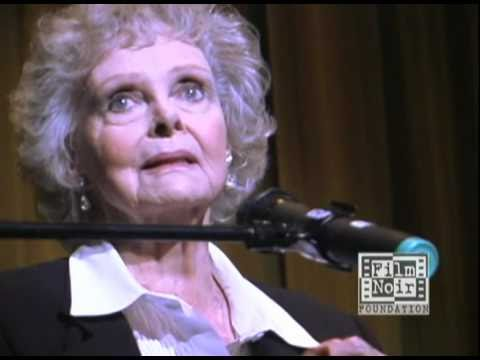 June Lockhart on Anthony Mann - T-Men, Bernard Vorhaus - Bury Me Dead