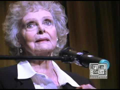June Lockhart on Anthony Mann  TMen, Bernard Vorhaus  Bury Me Dead