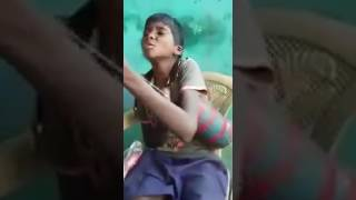 Sambalpuri Folk Song By Wonder Kid  - Ghudka Player