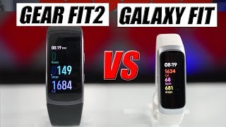 Is the Galaxy FIT an UPGRADE of the Gear Fit 2 ?