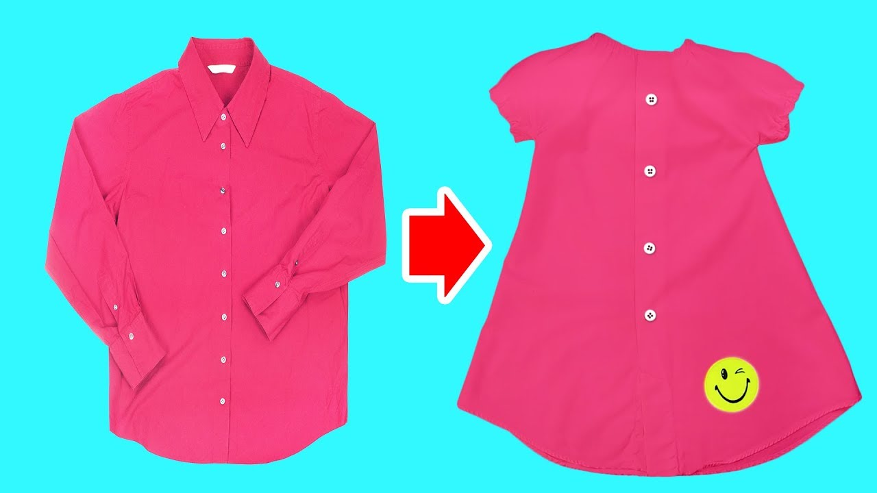 [VIDEO] - 36 CREATIVE AND EASY WAYS OF REUSING CLOTHES 2