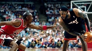 The Top 10 Greatest NBA Players Of All Time