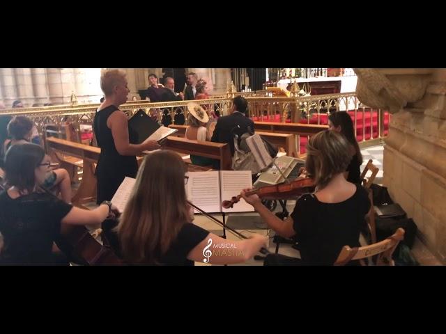 🎼 Orquestas en Murcia | Cantante para Bodas | Violinista Murcia | Musical Mastia
